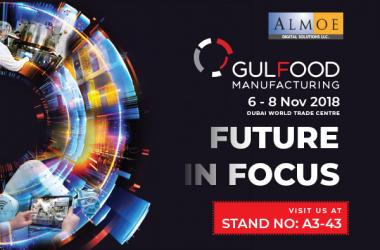 Almoe at Gulf Food 2018, Dubai