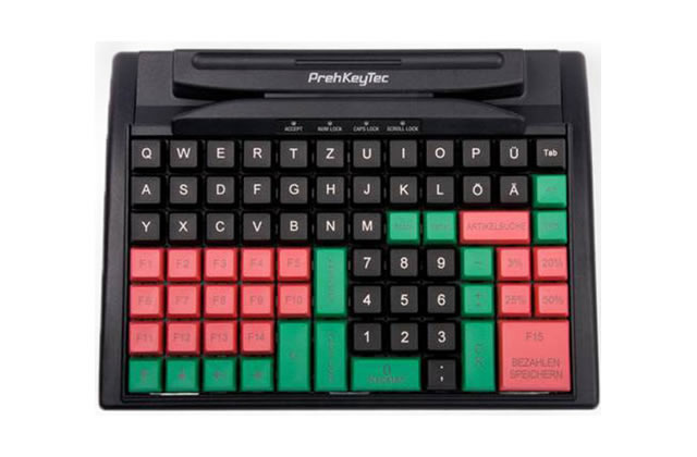 PrehKeyTec MC 84 WX Keyboard