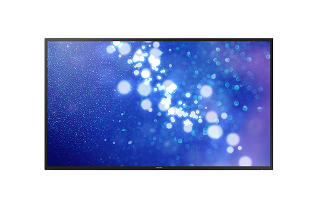 Samsung DM65E Display