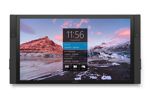 Microsoft Surface Hub 84''