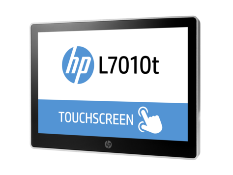 HP L7010t 10.1-inch Retail Touch Monitor (T6N30AA)