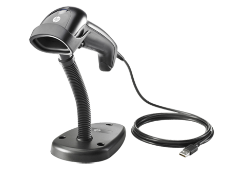 HP Linear Barcode Scanner (QY405AT)