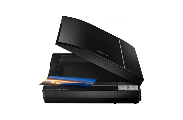 Epson Perfection V-370 Photo Scanner