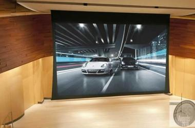 Screen Innovation 5 Series Motorised - Pure, Slate, Maestro (Acoustic)