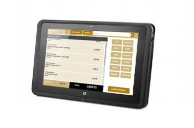 HP Pro x2 Mobile Retail Solution