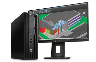 HP Z240 - Lower End Workstation
