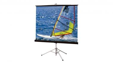 Draper Diplomat/R Portable Projection Screen